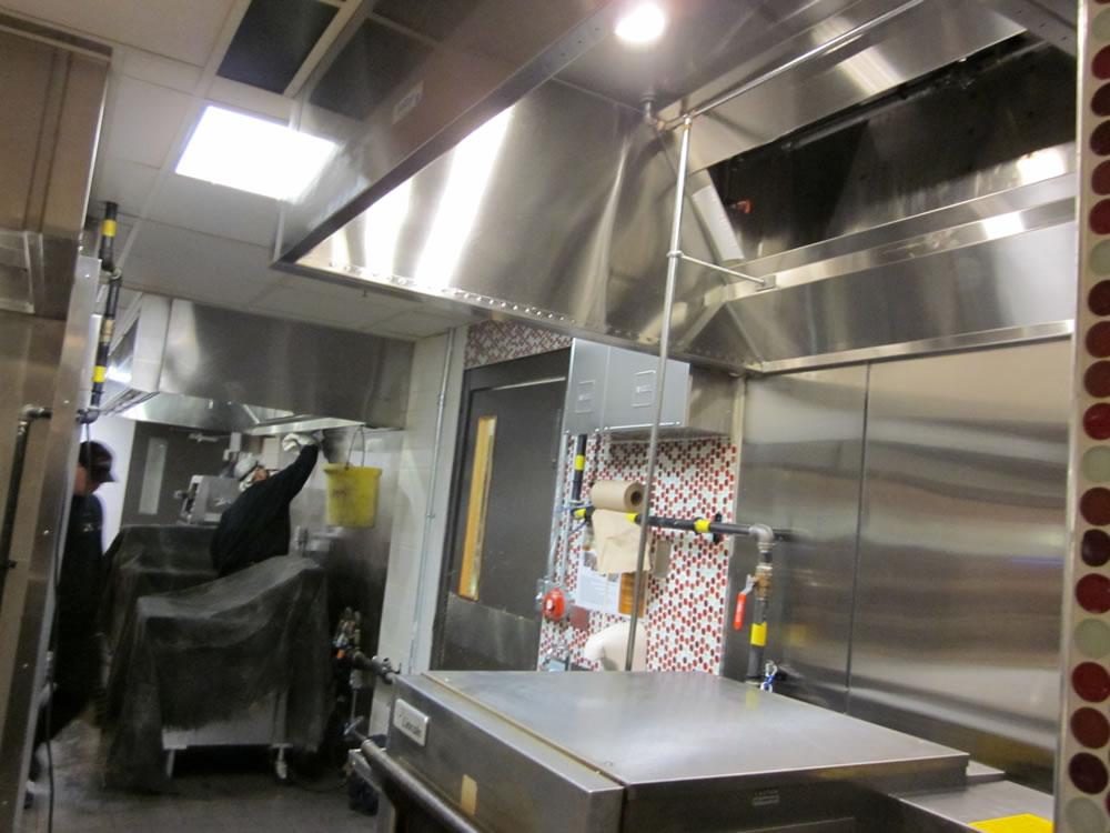 Restaurant Kitchen Hood Cleaning - Toronto - Hamilton - Niagara (132)