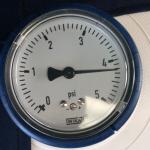 pressure guage @4.2+psi