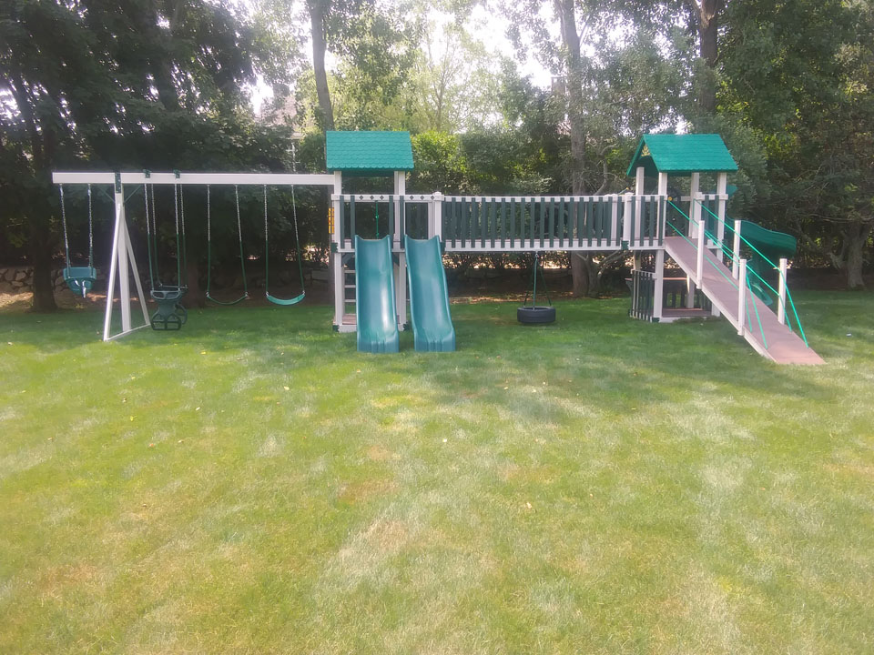 backyard playset