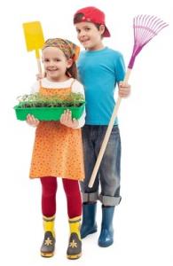 KidsGardening-ShirinSherkat