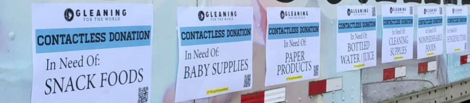 contactless donation sams club