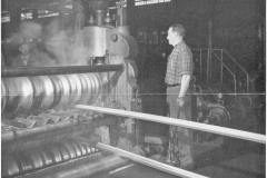 Bloom Going Through Roughing Mill [MA-3-5-1945]