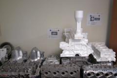 General Motors Foam and Aluminum Shapes