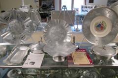 Hammered Aluminum Items