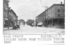 Town of Massena 1908