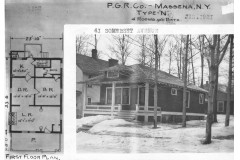 Town of Massena 1921