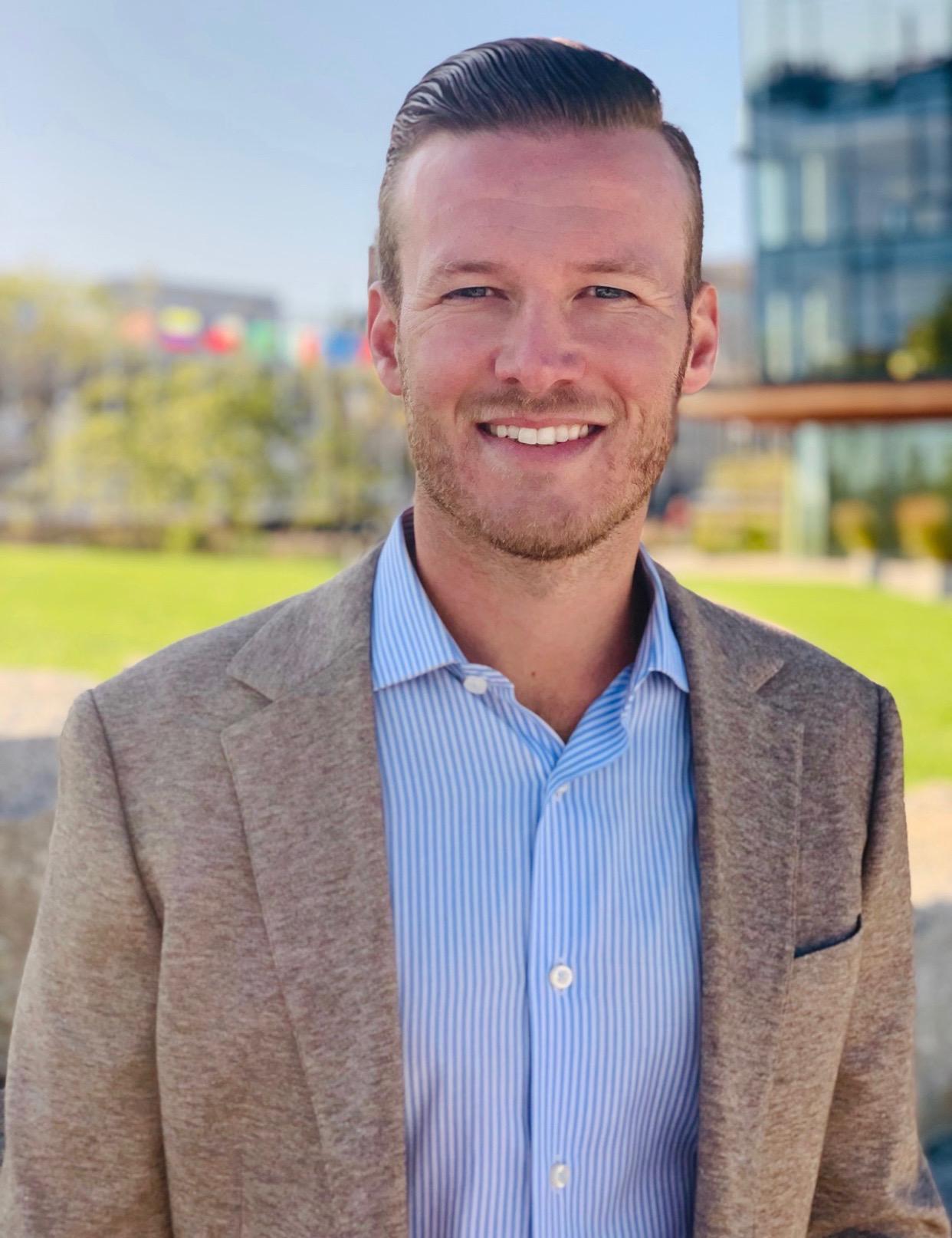 Head shot image of agency owner Ryan Kent