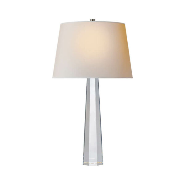 Octagonal Spire Table Lamp by Chapman & Myers for Visual Comfort