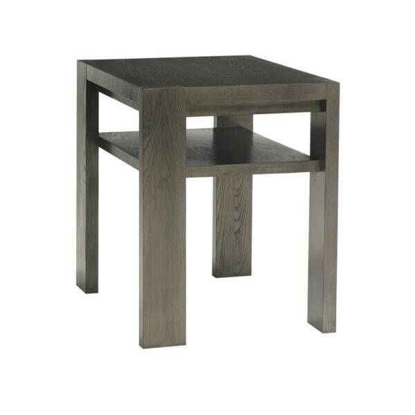 Flint Rectangular End Table by Sherrill Occasional