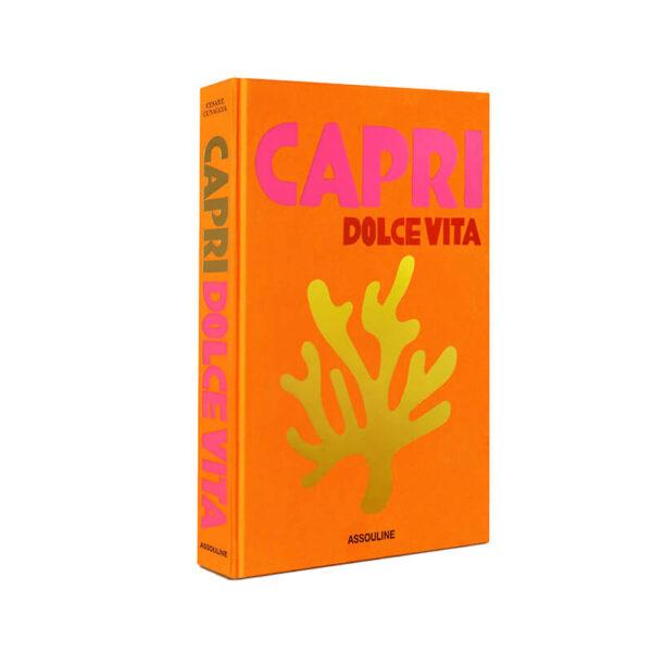 Capri Dolce Vita by Cesare Cunaccia for Assouline