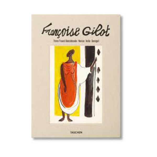 Françoise Gilot: Three Travel Sketchbooks: Venice, India, Senegal for TASCHEN for Assouline