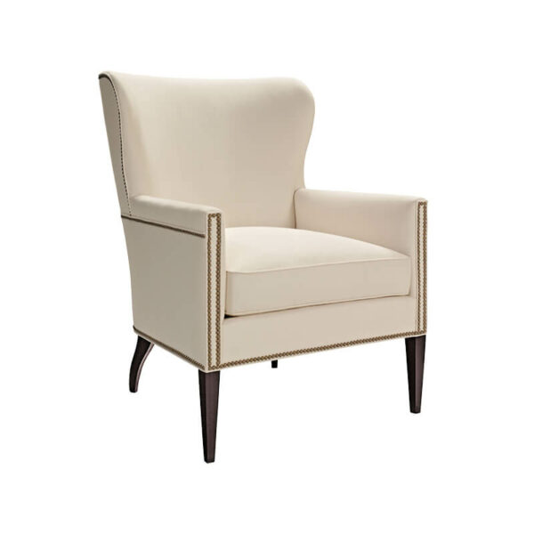 Samuel Wing Chair by Hickory Chair