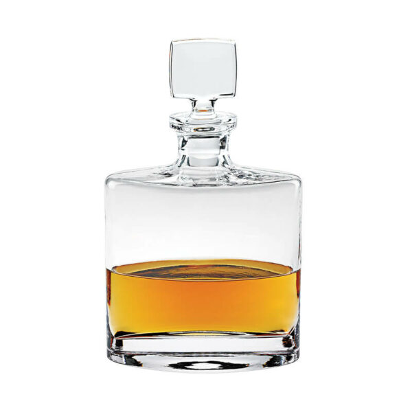 The Whitney Crystal Decanter by Badash Crystal