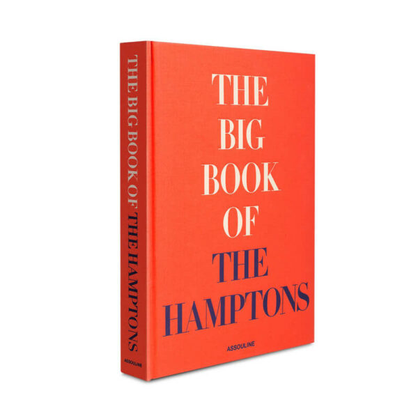 The Big Book of the Hamptons by Michael Shnayerson for Assouline