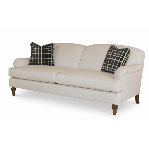 Off-white Clifton Sofa by Century Furniture