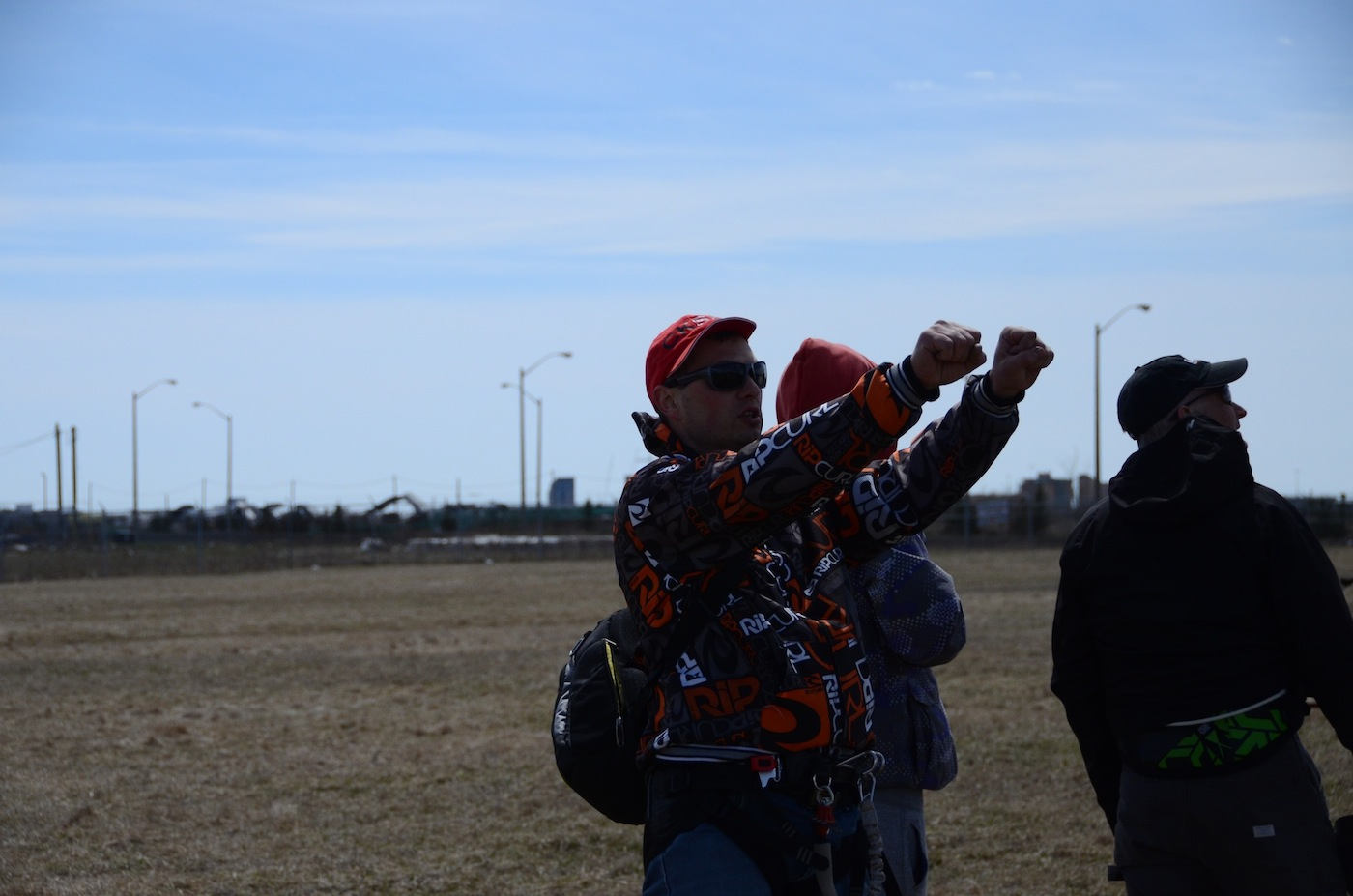 kitesufing safety