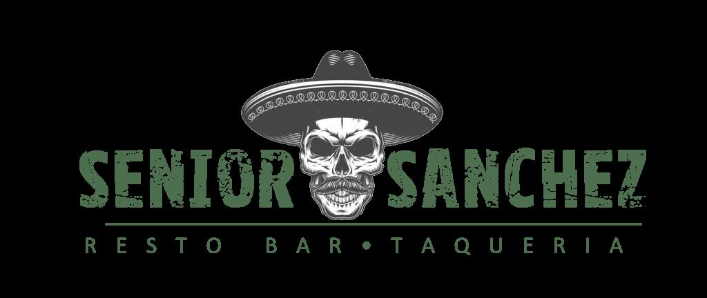 Senior Sanchez Taqueria Logo
