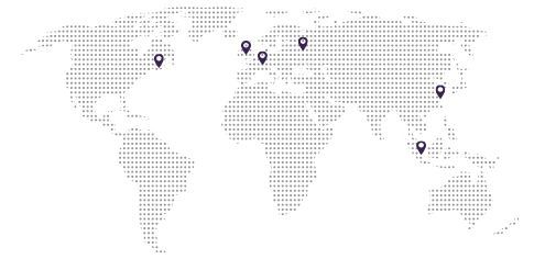 Section 810 Global Presence