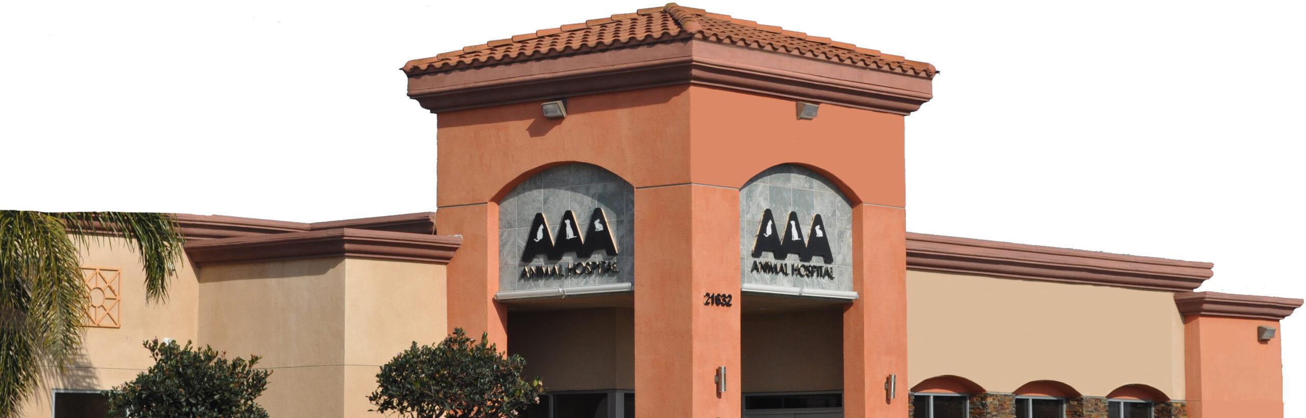 AAA Animal Hospital Home Photo Slider