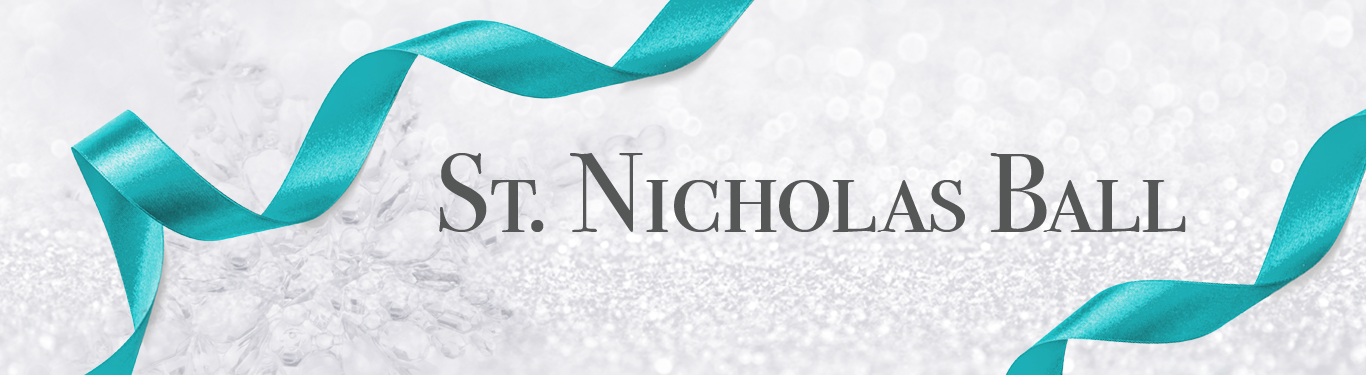St. Nicholas Ball is the signature gala for Catholic Charities of San Antonio, TX providing an elegant evening of fine dining, live entertainment, and spectacular auction offerings