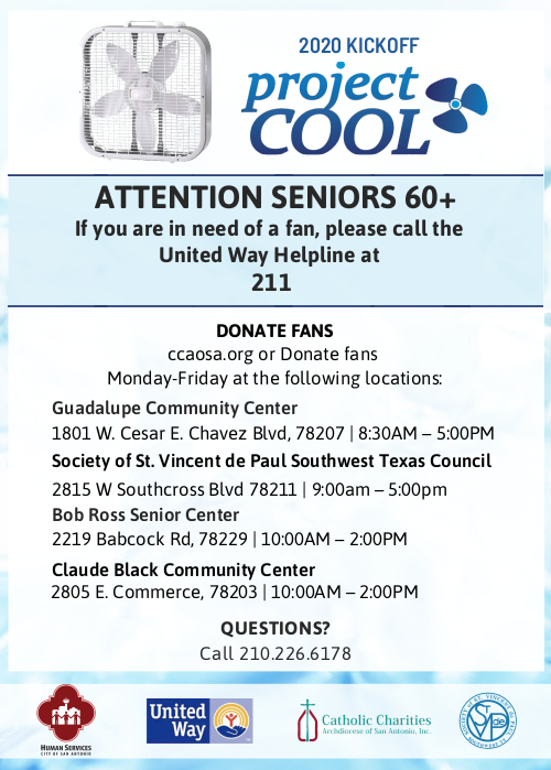 Project Cool Info Flyer
