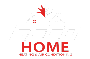 SECO Home Air Conditioning & Heating Logo