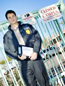 School Security Guards Tucson AZ