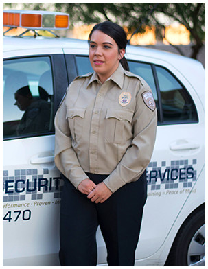 Campus Security Guards Tucson AZ
