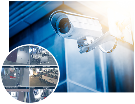 Video Surveillance Coverage from Bolt Security Guard Services in Tucson AZ