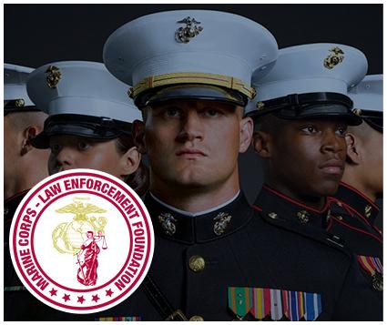 Marine Corps Law Enforcement Foundation with Bolt Security Guard Services Tucson AZ