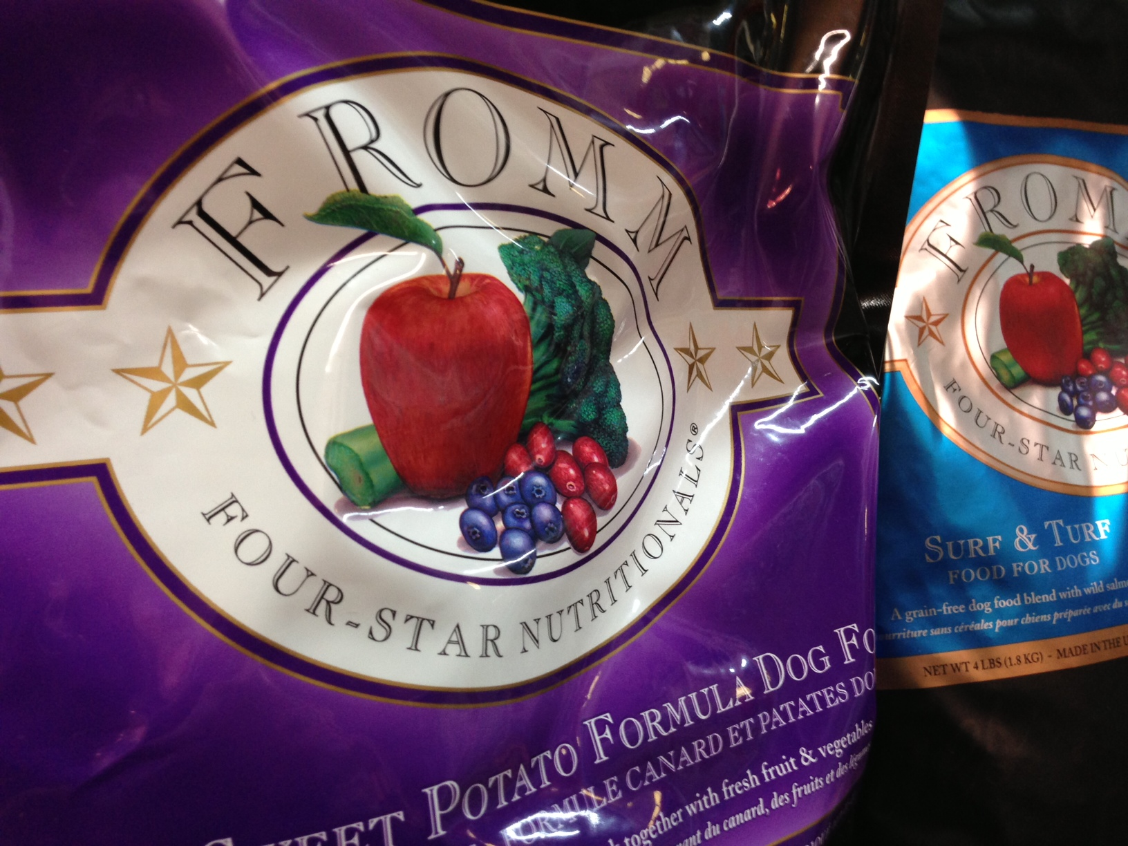 fromm dog food delivery