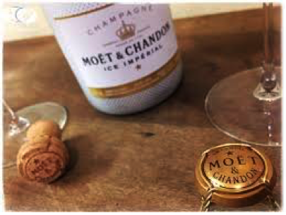 Champagne Made For Ice