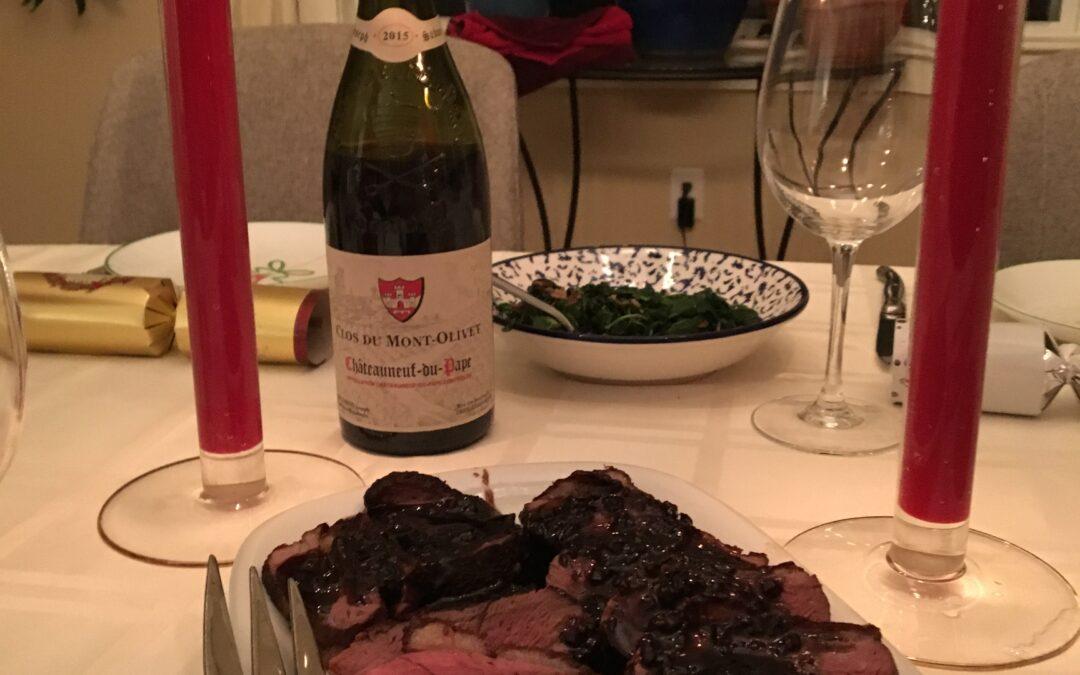 Christmas Dinner Wine Pairings