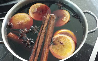 Holiday Celebrations – To Your Health with Mulled Wine