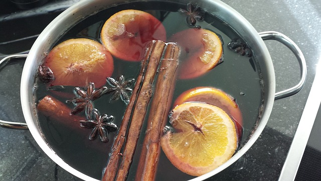 To Your Health with Mulled Wine