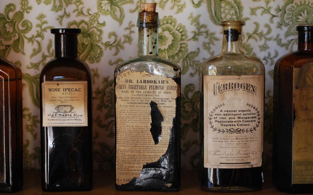 Wine and Health History