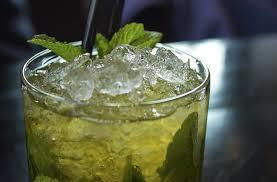 Mojito Wine Cocktail