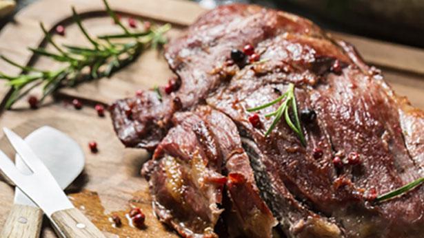 venison-roast