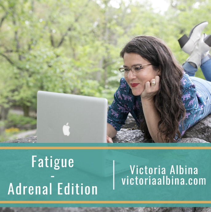 fatigue and adrenal
