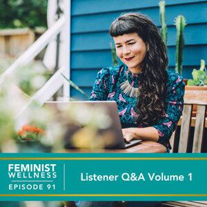 Listener Q&A Volume 1