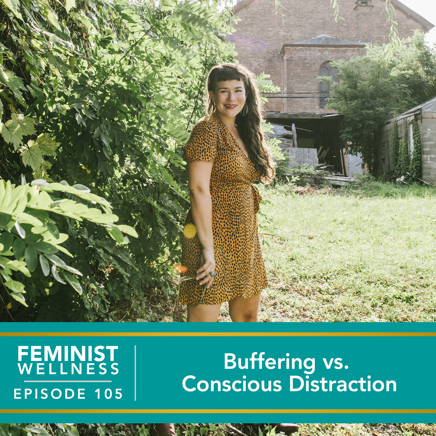 Buffering vs. Conscious Distraction