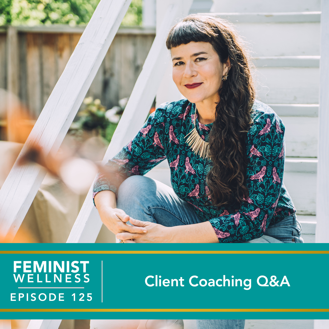 Feminist Wellness with Victoria Albina   Client Coaching Q&A