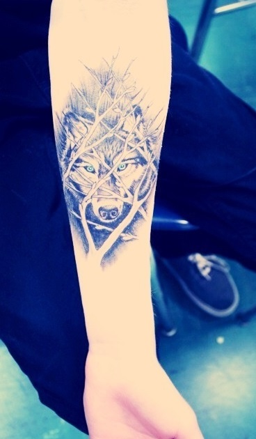 wolf-tattoo-designs-forearm
