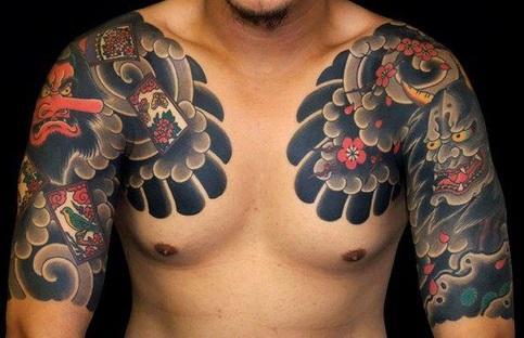 chest-tattoos-japan