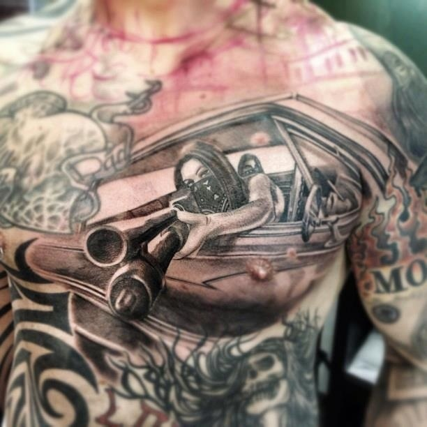 chicano-tattoos-shotgun