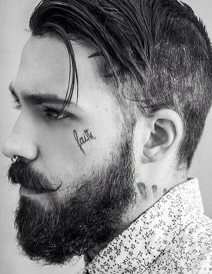 face-tattoo-quotecheek