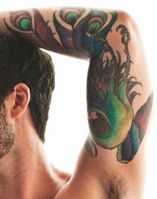 peacock-tattoos-men-arm