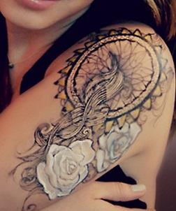 shoulder-tattoos-rosewhite