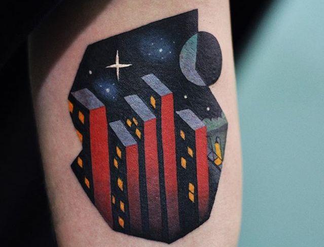 City Tattoos