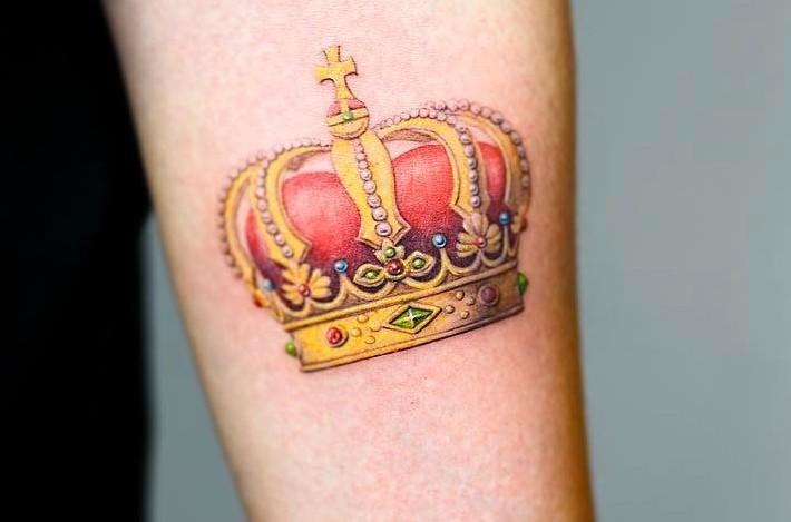 Crown Tattoos
